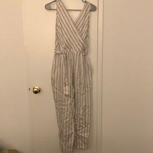 ASOS jumpsuit striped